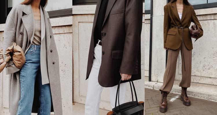 西裝外套怎麼穿才時尚?IG擁有30萬追蹤的部落客這「3招」 讓妳成為辦公室第一美