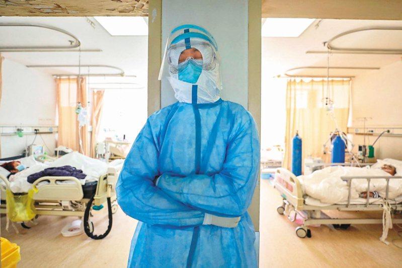 大陸疾控中心論文披露,去年底武漢已逾104例感染、1月底大暴增。 美聯社