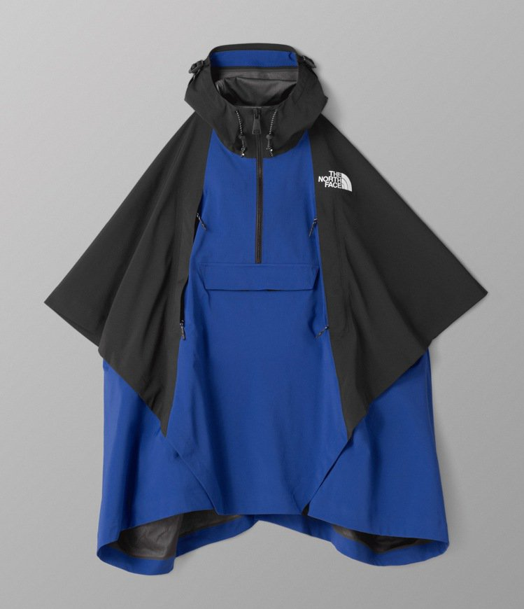 The North Face Black Series系列斗篷30,380元。圖...