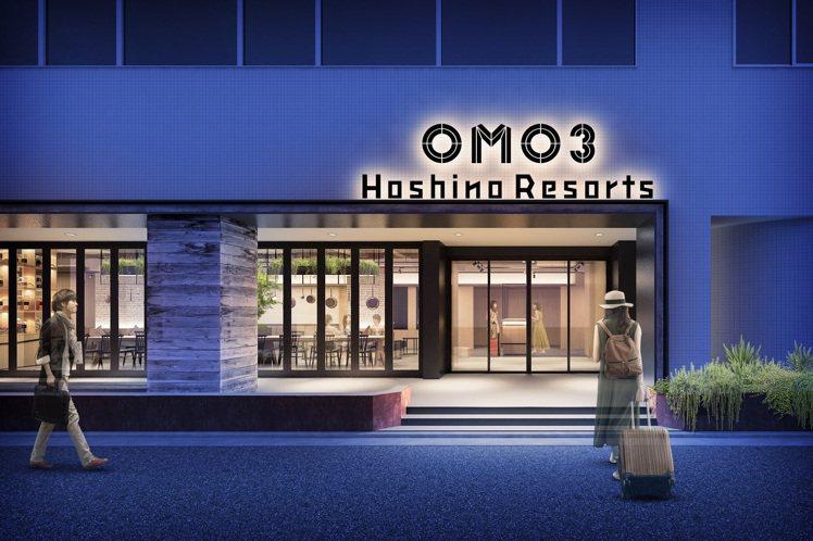 星野集團旗下第一間都市觀光青年旅館6月開幕。圖/星野集團提供