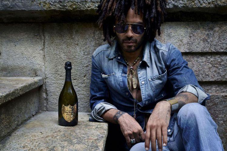 香檳王Dom Pérignon與美國搖滾巨星藍尼克羅維茲(Lenny Kravi...
