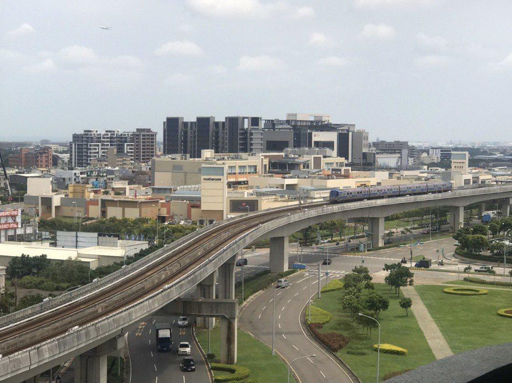 青埔高鐵特區。圖/台灣房屋提供