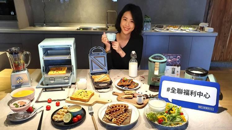 全聯福利中心自2月21日起至4月23日,推出「日本TOFFY個人家電」點換購活動...