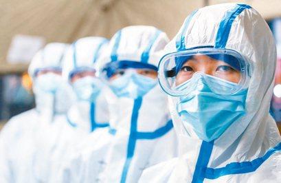 面對新冠肺炎疫情衝擊,企業應把握機會重新審視公司資源,妥善因應。 中新社