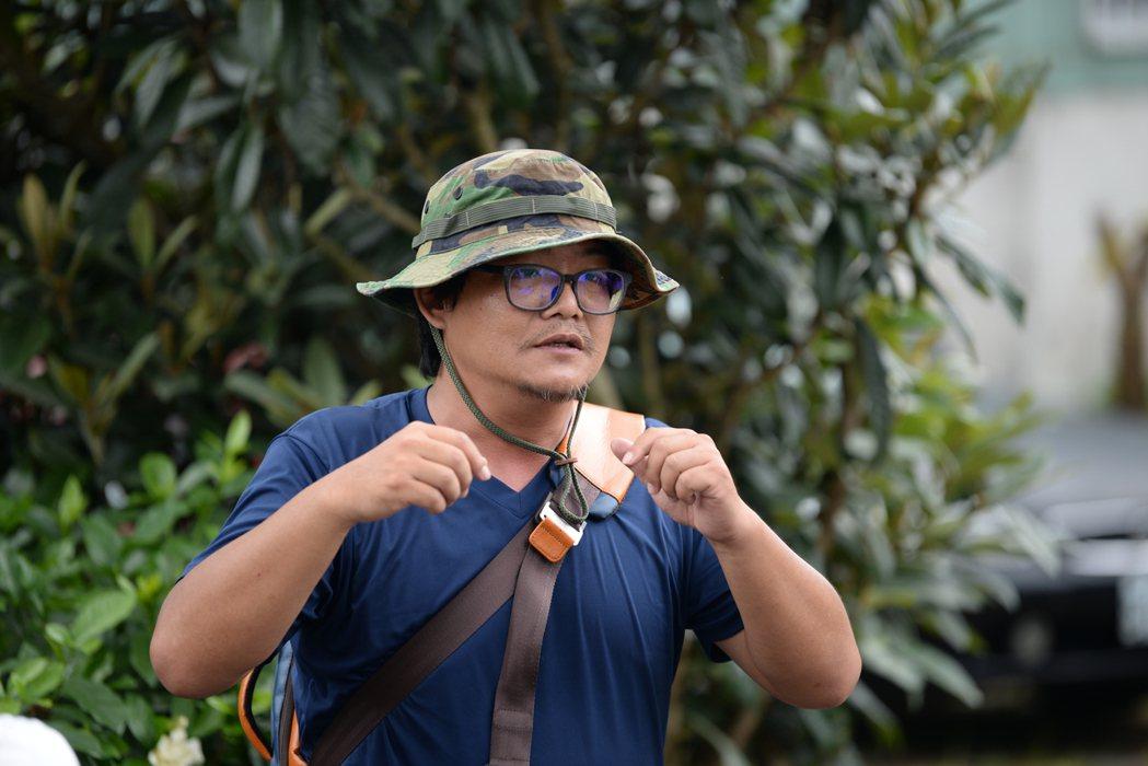 吳哲銘自發成立大茅埔調查團,替當地挖掘、保存共有的文化記憶。 圖/吳哲銘提供