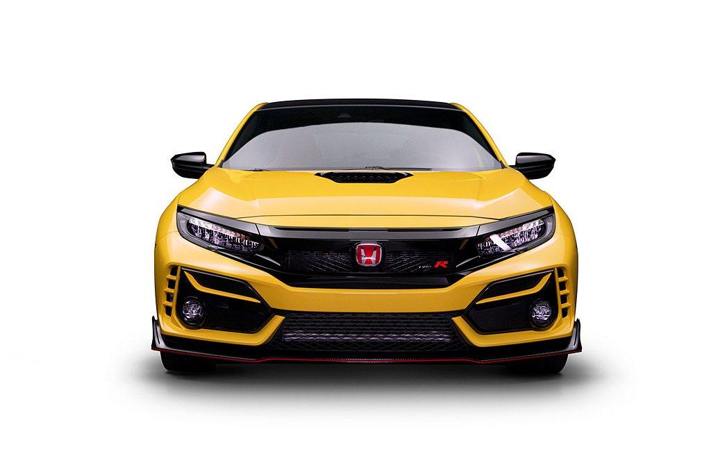 Honda汽車宣布在美國與歐洲推出限量600台的Honda Civic Type...