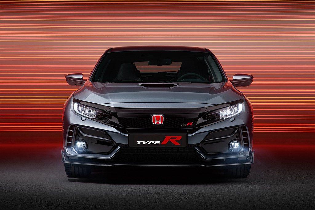 歐洲專屬的Honda Civic Type R Sport Line特殊版,則是...