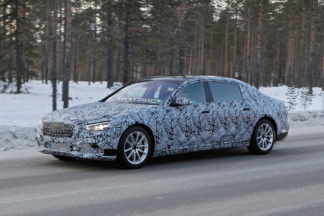 確定2020年推出EQA與新世代S-Class Mercedes-Benz將同時精簡產品線