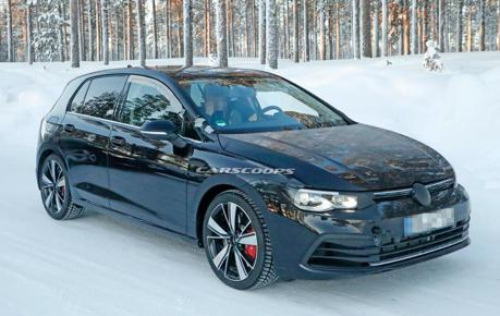 2021 Volkswagen Golf GTI都還沒發表 TCR車型已經準備上場!