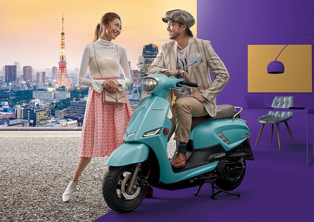 Suzuki Saluto 125建議售價為台幣78,000元(不含牌險),在3...