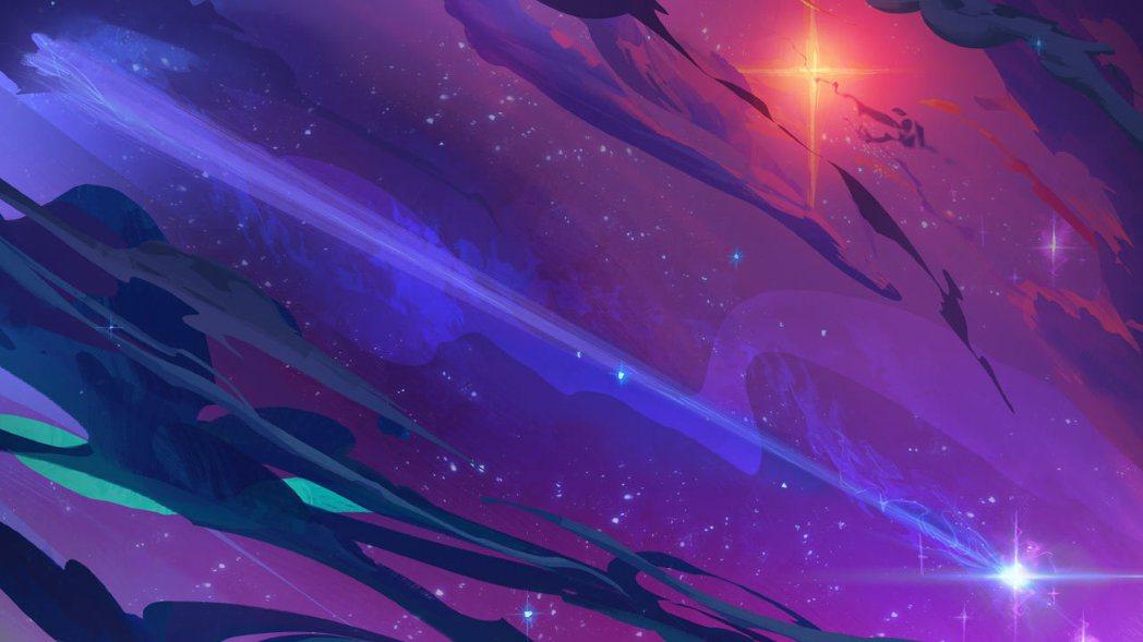 Riot公開聯盟戰棋第三季主題為「星系( Galaxies)」/圖片截自Riot...