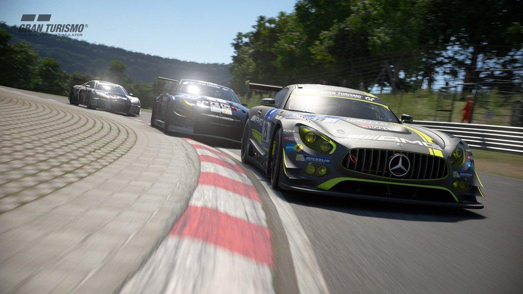 《Gran Turismo Sport》