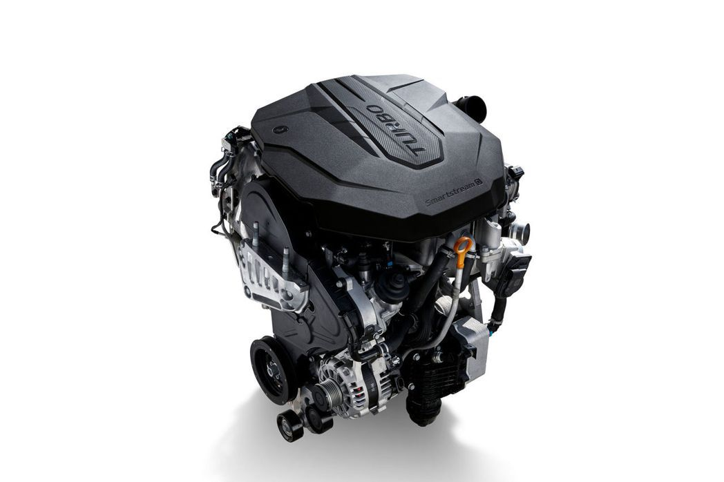 第四代Kia Sorento還將擁有全新2.2升SmartSteam柴油渦輪引擎...