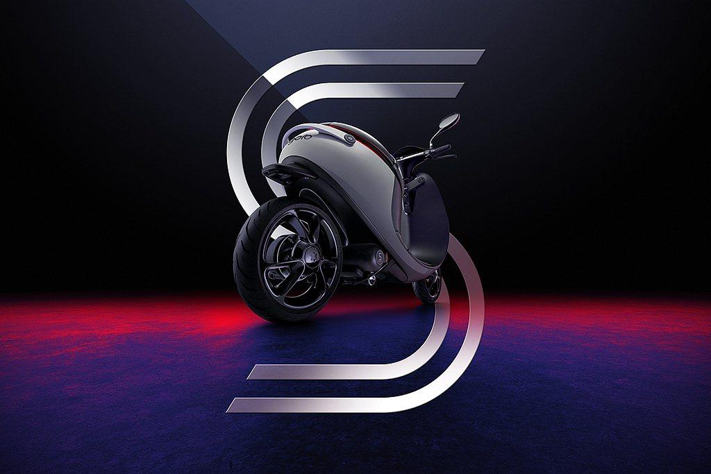 Gogoro S1加入冰岩灰新色,在性能之外融入獨特風格,也讓S Perform...
