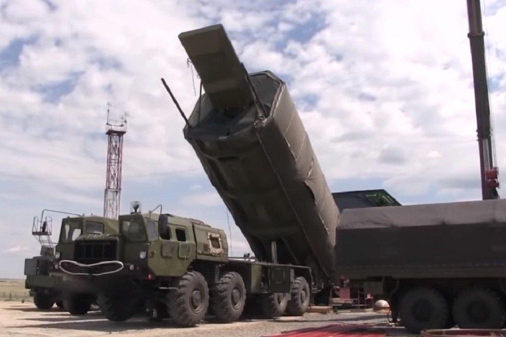 俄國超高音速飛彈2019年12月27日正式服役。 圖/擷自影片