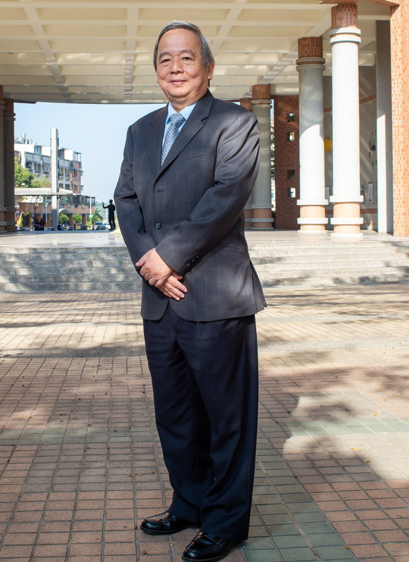 許文宗接任高雄市運動發展局長。圖/高雄市府提供