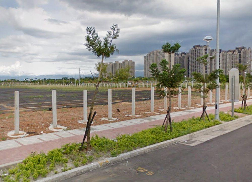 桃園市府完成開發龜山區機場捷運A7站園區約90公頃土地,公告進駐投資廠商即日起享...