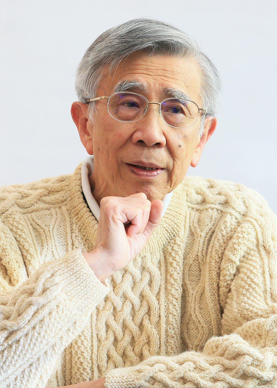 曾任抗煞總指揮的前衛生署長李明亮指出,流行病若不處理好可以亡國。記者潘俊宏/攝影