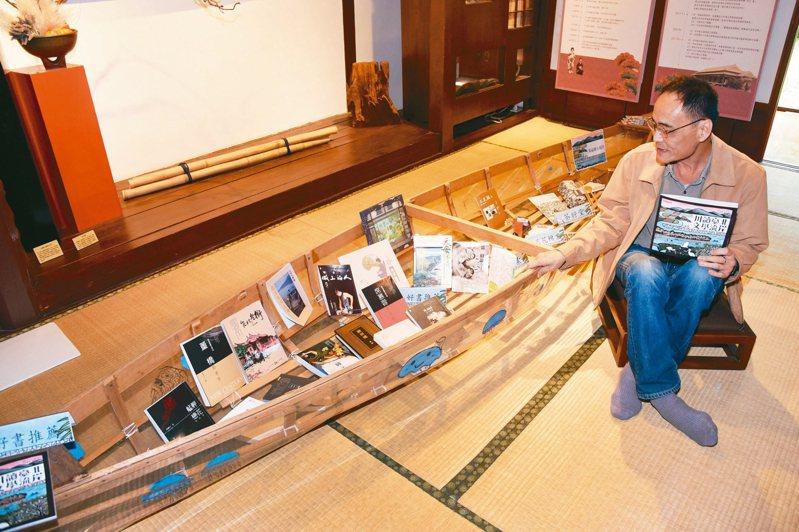 台北文學季今年活動主題為「川讀台北.文學流岸」,以講座、走讀、書展等方式呈現。 圖/北市文化局提供