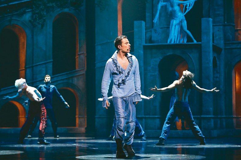 法語音樂劇巨星演唱會「Les 3G三面情人」四月十一日至十二日於台北國父紀念館演出,即日起於udn售票網熱賣中。 圖/聯合數位文創提供