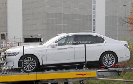 新世代BMW 5 Series、7 Series將導入全電能動力?