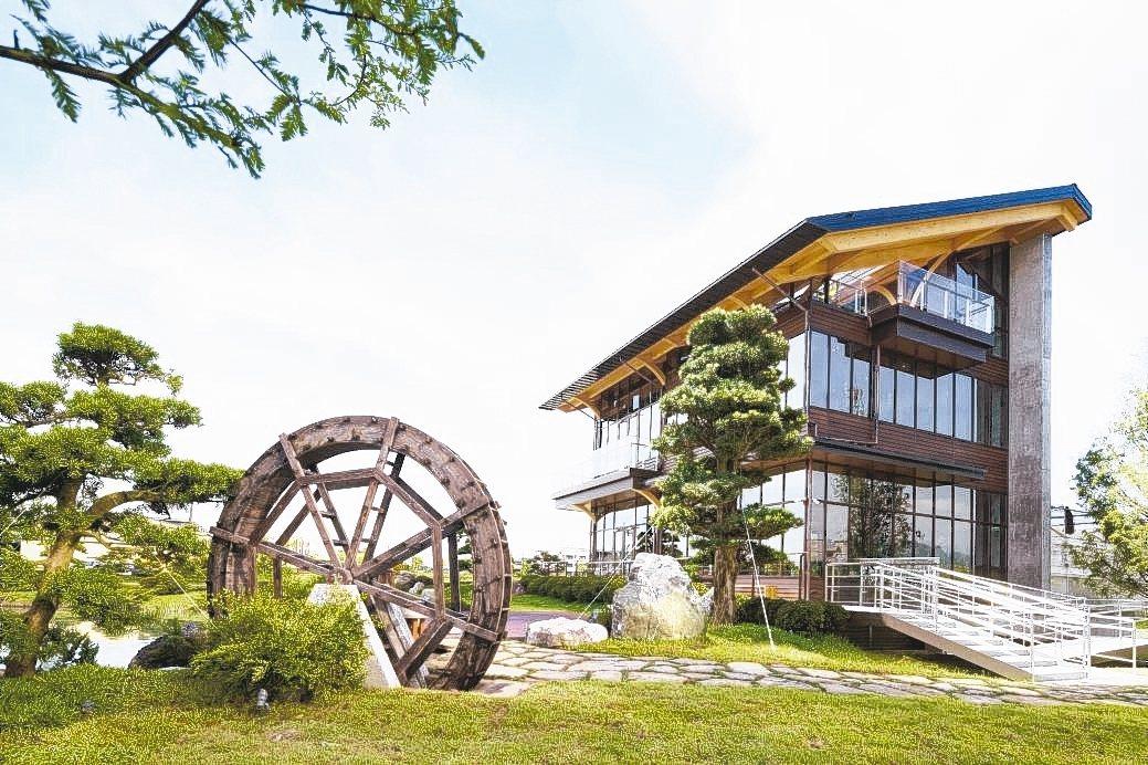 棗稻田食玩農創空間獲LCBA低碳建築聯盟認證及3項建築設計大獎,是全台最美、會呼...