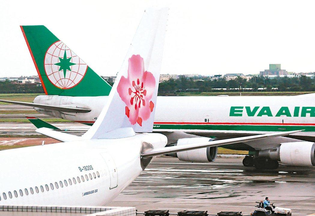 受新冠肺炎疫情不斷擴大衝擊,航空業與機場內各業者營運大受影響,交通部初步規劃,共...