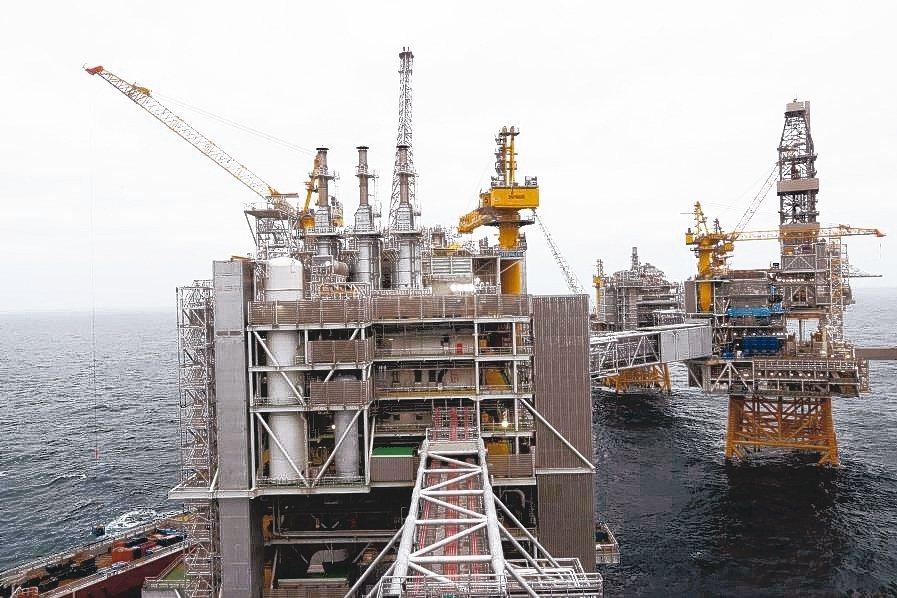 挪威油氣探勘業上調投資額 今年估200億美元新高