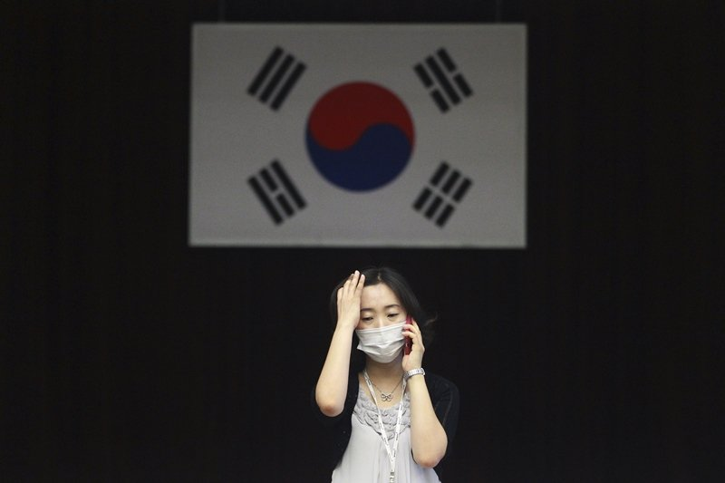 我們無法避免傳染病的跨國流行,那麼該怎麼辦?圖攝於2015年南韓首爾。 圖/美聯社
