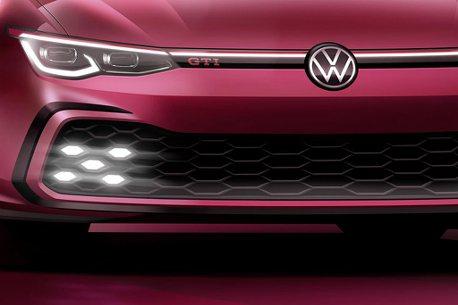 彩蛋公布!全新第八代福斯Golf GTI,將與GTD一同在日內瓦車展首發