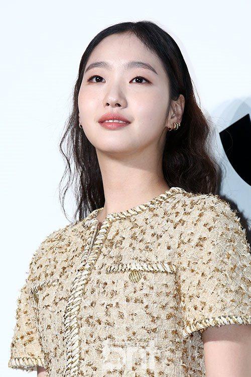 韓國女星金高銀。圖/bntnews