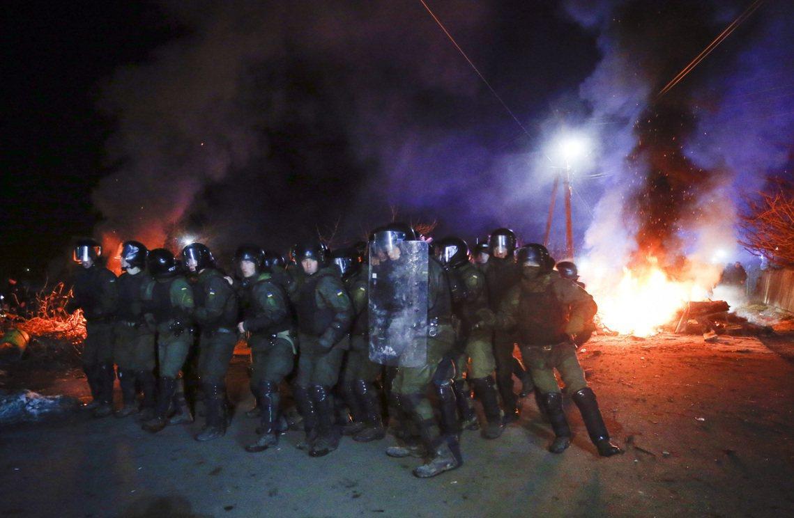 儘管烏克蘭政府將全案定調為「恐慌歧視」與「假消息暴動」,但在社群網路上的新桑扎里...