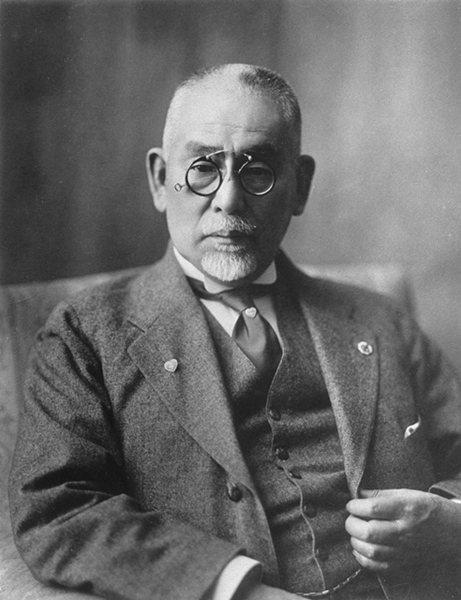 鶴見俊輔的外祖父後藤新平,亦是顯赫的政治人物,曾任日本殖民時期台灣總督府民政長官。 圖/維基共享