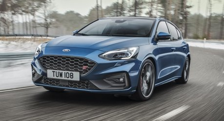 新世代Ford Focus RS至少還要等2年! Hybrid油電動力正開發中