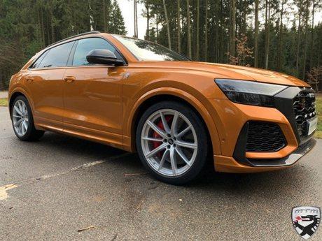 馬力提升近200匹! MTM Audi RS Q8加入超級休旅行列