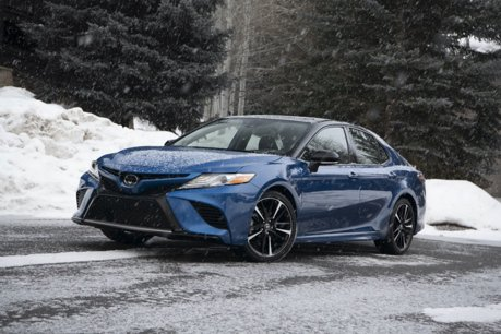 專為美國打造的2020 Toyota Camry AWD四驅房車!