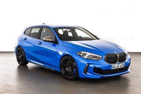 動作超快!AC Schnitzer預告首批BMW F40 1 Series升級套件!