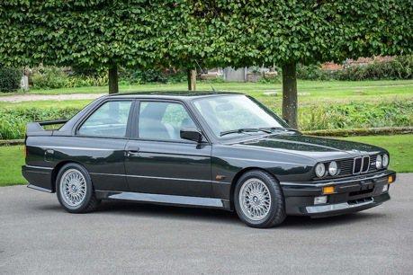 1987年份的BMW M3價格 竟然與全新BMW M2不相上下?