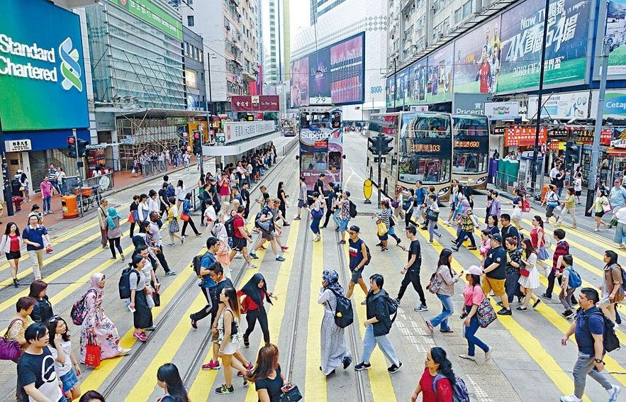 香港累計確診個案達68例。圖/取自星島日報