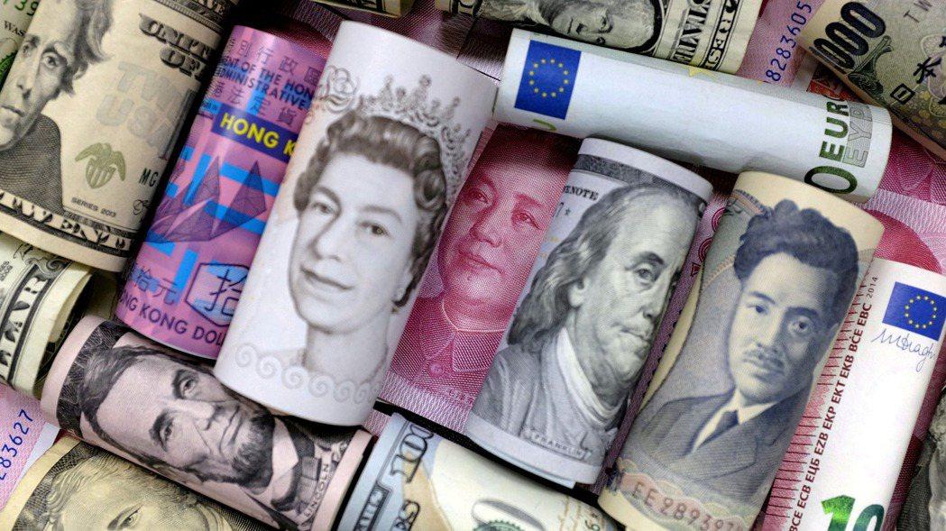 新冠肺炎疫情對各經濟體的影響如何,或可從各國貨幣對人民幣的匯率變動來觀察。路透