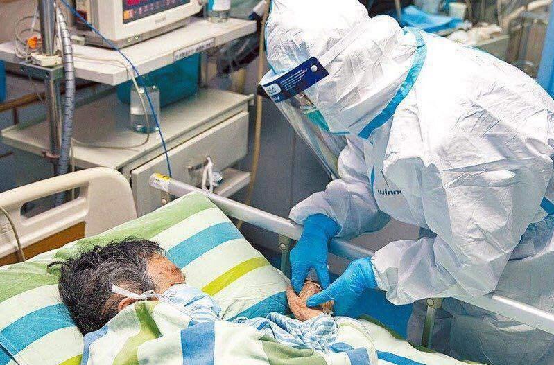 新冠肺炎疫情蔓延到監獄。圖/取自新華社