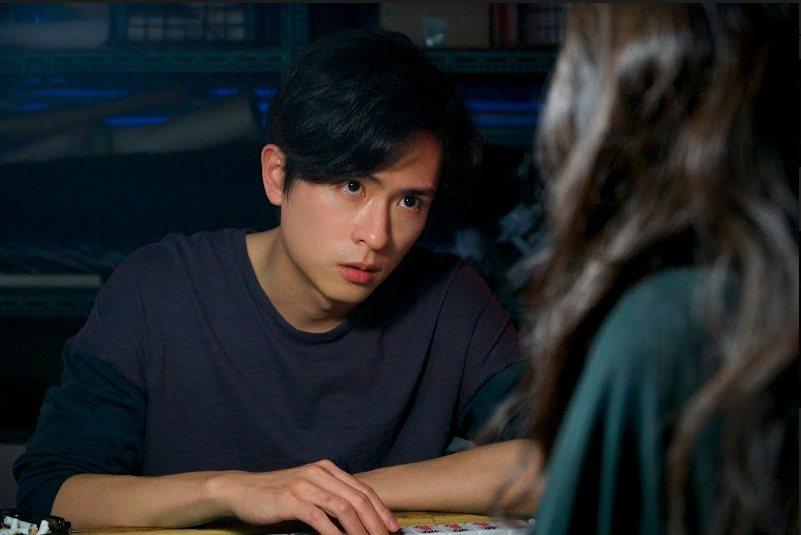 石知田在「失路人」飾演在香港捲進命案的台灣學生。圖/中影提供