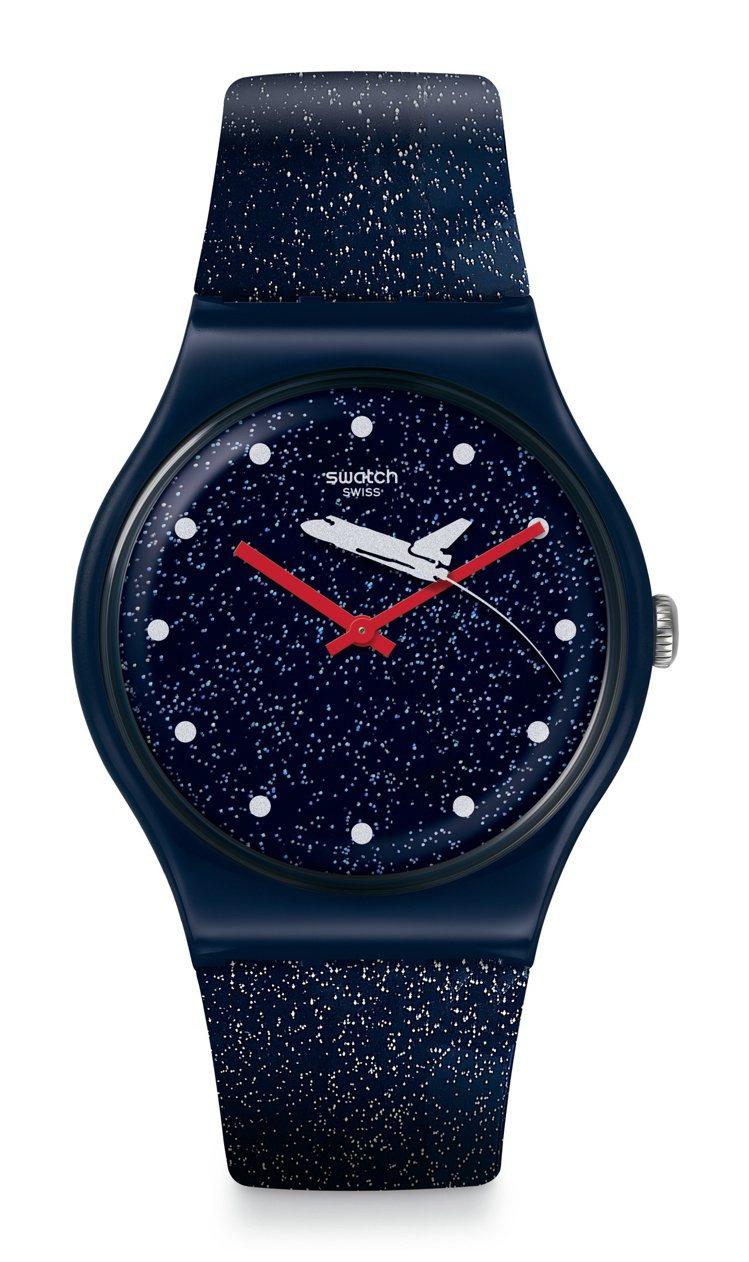 SWATCH 007 詹姆龐德特別版系列太空城Moonraker腕表,3,300...