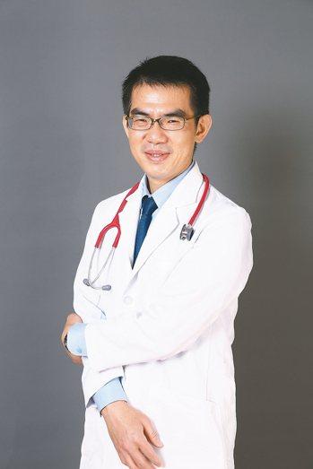 林明志 台中榮民總醫院 兒童心臟科主任 圖/林明志