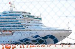 鑽石公主號盼能再次啟航 徵求一流清潔公司對船隻消毒