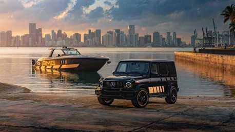 Mercedes-AMG不只會打造性能車 竟然還會做遊艇?