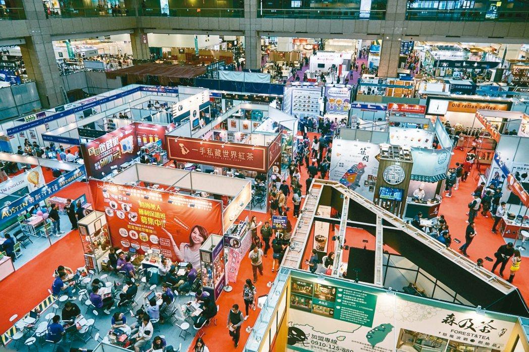 連鎖加盟春季展是今年開春以來國內續辦的知名專業展,228連假將在世貿一館舉行。 ...