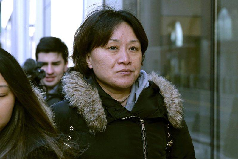 中國大陸公民對涉嫌錄取詐欺指控認罪。圖/世界日報提供