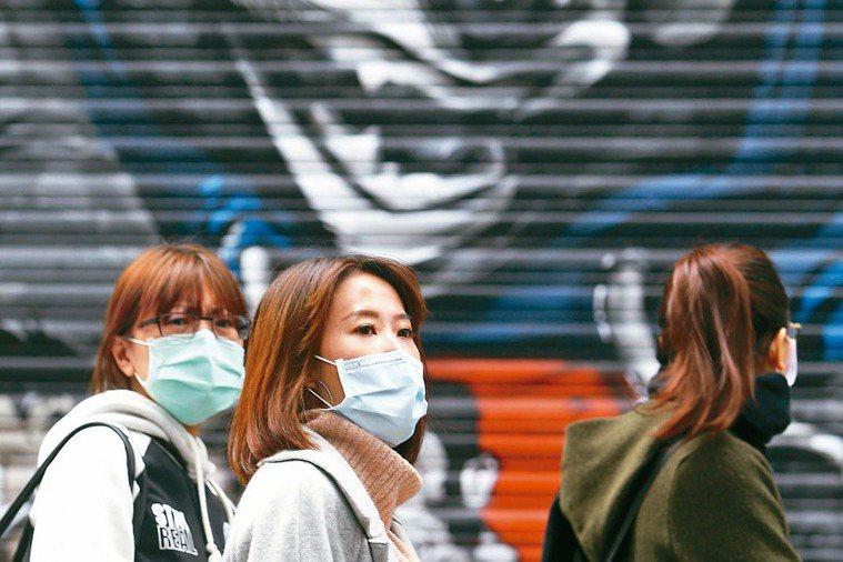 歷經過SARS和COVID-19的台灣,將以何種形式留下印記? 圖/聯合報系資料...
