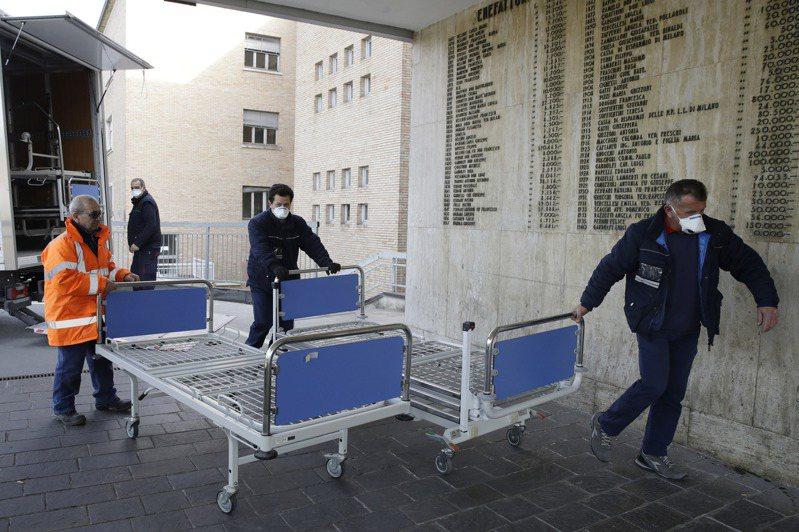義大利境內已有第2人死於武漢肺炎併發症。目前義大利全國確診病例累計達到33例。 美聯社